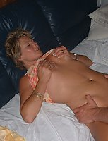 Hot Amateur MILF